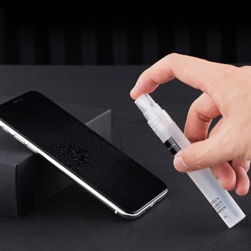 Rock Screen Cleaner Kit With Microfiber Cloth For Smart Phone/Tablet PC/LED & LCD TV/Laptop