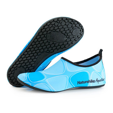 Naturehike Men Breathable Comfortable Snorkeling Socks Shoes Quick Dry Wading Swimming Beach Shoes