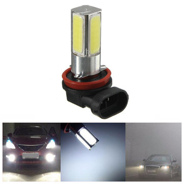H8 H11 COB High Power 10W LED Fog Driving Headlight Light Lamp Bulb White 6000K