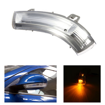 Wing Mirror Indicator Turn Signal LED Lens Bulb For VW Golf Jetta Passat