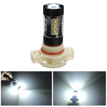 H16 2525 16 LED Car White DRL Headlight Fog Light Bulb Lamp 780LM