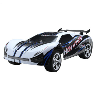 HG 103 1/10 2.4G 4WD Full Scale High Speed Racing Car High Winds RTR 7.4V 3000mAh Battery