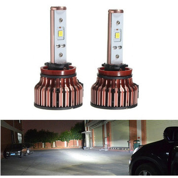 80W/50W H4 H13 50W H7 H8/9/11 9005 9006 6000K LED Hi-Low Beam Headlight Kit