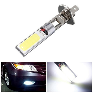 H1 10W LED Fog Light Xenon White 6000K COB LED Bulb
