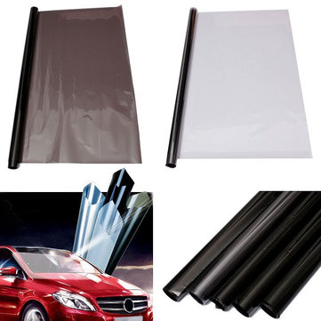 3mx76cm Car Auto Home Window Glass Tint Film Tinting LVT ULTRA LIMO Dark Black
