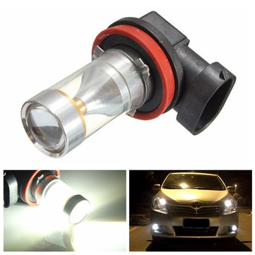 30W H11 XBD LED Driving Fog Light Daytime DRL Headlamp Bulb