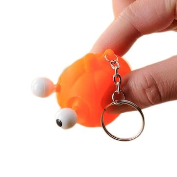 Exprimir juguete juguete estrés relevista parodia con la cadena dominante