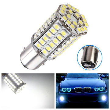 Bay15d 1157 80 SMD 3528 LED 4.5W DC12V Car Tail Lights White