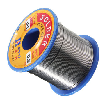 300g 0.8mm Reel Roll Welding Wire Welding Solder Wire 63/37 Tin Lead 1.2% Flux