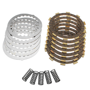 Clutch Kit with Heavy Duty Springs Plates For Yamaha Blaster 200 YFS 1988-2006