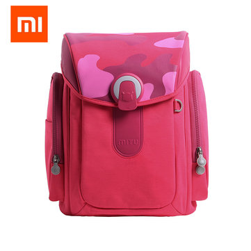 Original Xiaomi Mijia Mitu High Quality Children Backpacks School Bag Large Capacity Student Bag