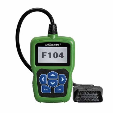 OBDSTAR F104 Key Programmer with Odometer Automotive Emission Tester Car Diagnostic Scanner