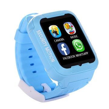 LYNWO K3 1.54-inch MTK2503 GPS Wifi Locating GSM Kids Smart Watch