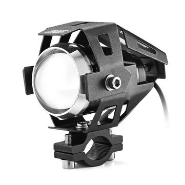 iMars™ iM-L2 U5 Motorcycle LED Headlight Hi/Low Beam Strobe Spot Light