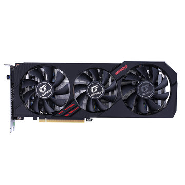 Colorful® iGame GTX 1660 Ti Ultra 6GB GDDR6 192Bit 1770-1845MHz 12Gbps Gaming Video Graphics Card