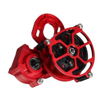 AX2 Gear Box For 1/10 RC 4WD Axial SCX10 Wraith Honcho RC Car