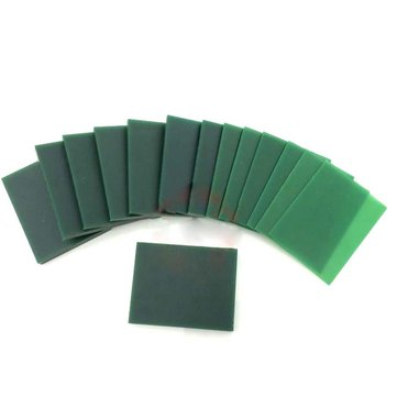 Dark Green Jewelry Carving Wax Jewelry Tool Ring Tool Carving Wax Block