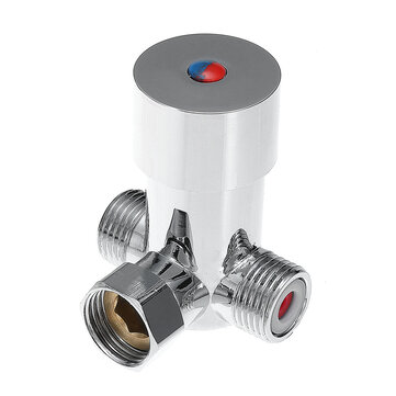 Thermostatic Mixing Valve Temperature Control for Touchless Sensor Water Faucet