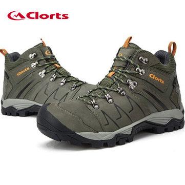 Мужчины скальные туфли PU водонепроницаемый дышащий походные ботинки