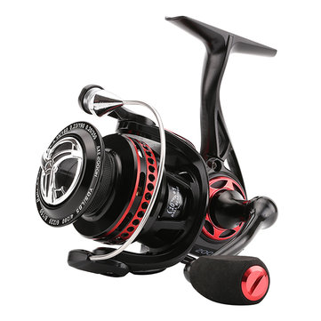 SeaKnight AXE 2000H 3000H 4000H 6.2:1 Spinning Fishing Reel 11 BB Full Metal Anti-Corrosion Wheel