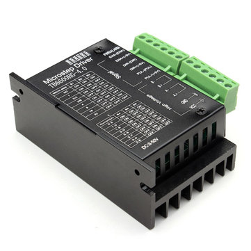 5PCS TB6600 Upgraded Version 32 Segments 4A 40V 57/86 Stepper Motor Driver