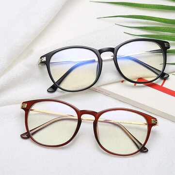 Anti-Radiation Eyeglasses Retro Frame Blue Light Blocking Glasses Optical Glasses Personal Care