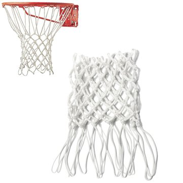 50cm Portable Nylon Basketball Net Outdoor Sports All-Weather Basketball Hoop