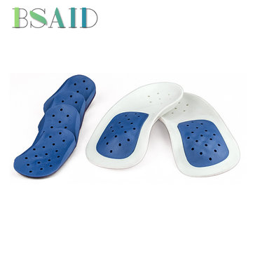 'O' / 'X' Leg Foot Flat Orthopedic Insole for Kids Women Men Shoes of Sneakers Corrector