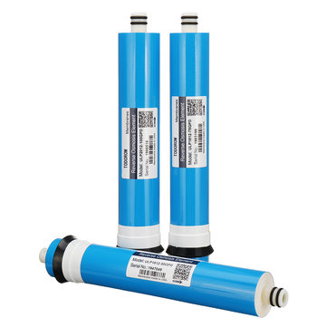 Reverse Osmosis Membrane Water System Filter Replacement RO Water System Filter 50 75 100 GPD