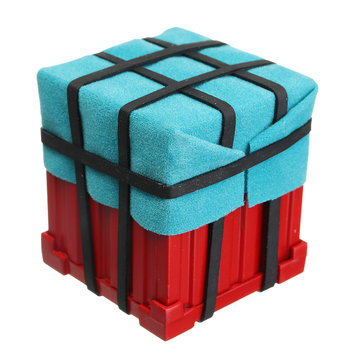 Game Weapon Box Modle Airdrop Box Ahtray Container Toys Collection Decoration
