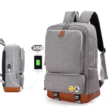 $15.99 for Business Backpack USB Charging Backpacks