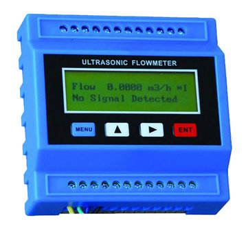 TUF-2000M-TS-2 Digital Ultrasonic Flow Meter Flow Meter Ultrasinic Flow Module/RTU with TM-1 Transducer (DN50-700mm) -30~90℃