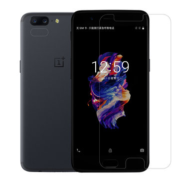 Nillkin Super Clear Anti-scratch Soft Screen Protector для OnePlus 5