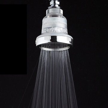 KCASA KC-SH505 Adjustable Negative Ion SPA Pressurize Filtered Bathroom Shower Head Top Spray Head