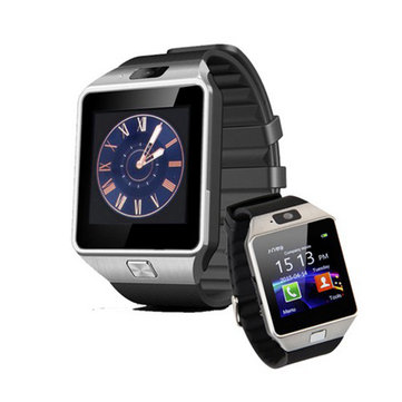 DZ09 1.54inch Blood Pressure Heart Rate Monitor Fitness Tracker Sport Bluetooth Smart Watch