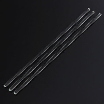 Glass Stirring Rod Stirrer Mixer Glass Bar Lab Experimental
