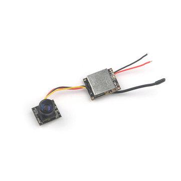 5.8G 48CH 25mW VTX 1/4 Inch CMOS 600TVL Camera NTSC/PAL for FPV Racing Drone (30% OFF Coupon: MSQW)