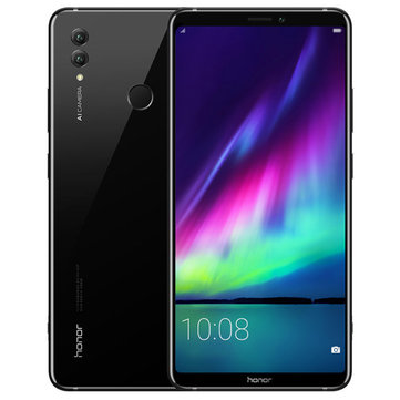华为Honor Note 10 GPU Turbo 6.95英寸6GB内存64GB ROM麒麟970 Octa Core 4G智能手机