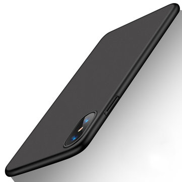 Ultra Thin Anti Fingerprint Shockproof Soft TPU Silicone Case for iPhone X