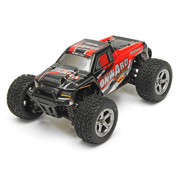 WLtoys 20402 1:20 RC Car 2.4G 4WD Remote Control Truck