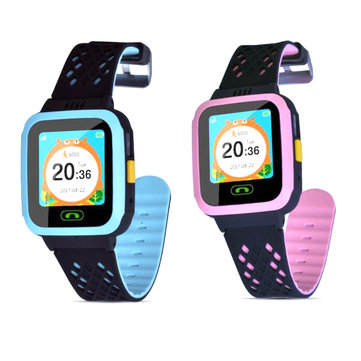 Bakeey GM09 1.44 дюймовый LBS + GPS мониторинг SMS SIM камера Kids Smart Watch