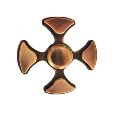 ECUBEEハンドスピナー亜鉛合金銅フィダースピナーフィンガーフォーカスストレスガジェットを減らす