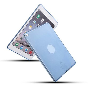 Shining Glitter Translucent Soft Silicon Shockproof Tablet Case For iPad Air 2 iPad 6