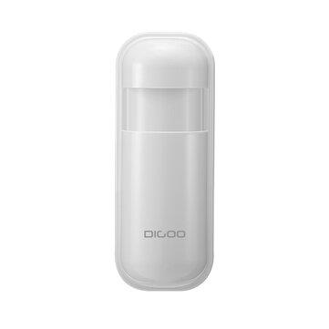 DIGOO DG-HOSA 433MHz PIR Detector Wireless Motion Detecting Human Body Sensor Compatible with HOSA MAHA 2G 3G Security Alarm System