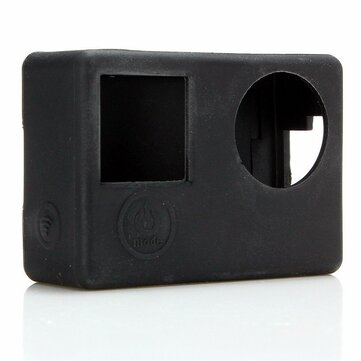 Protective Dirtproof Soft Silicone Rubber Case Skin Cover For GoPro Hero 4 Action Sport Camera