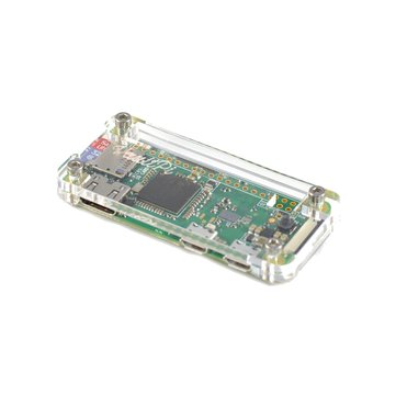 5PCS Clear Acrylic Case For Raspberry Pi Zero & Zero W