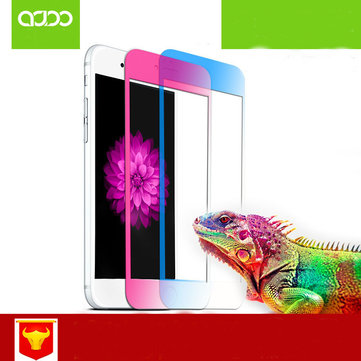 Adpo Nanometer 3D Chameleon Gehermde Glas Screen Protection Film Voor iPhone 6 6S 4,7 inch