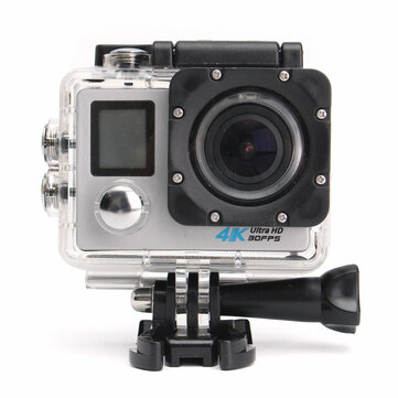 4K 16MP Ultra HD Waterproof Sport Camera WiFi Video Helmet Cam Action Camcorder