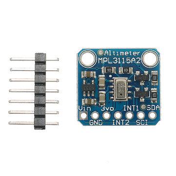 5Pcs MPL3115A2 IIC I2C Intelligent Pression Température Altitude Capteur V2.0 Pour Arduino