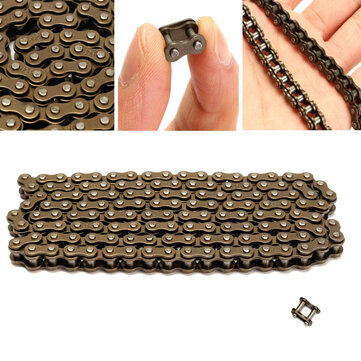 Chain 25H 136 With Spare For 47/49cct Mini Moto ATV Quad Scooter Pocket Bike